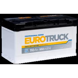 Аккумуляторная батарея EUROTRUCK 6СТ-110АЗ (0) (L5) 950А 12V (E)