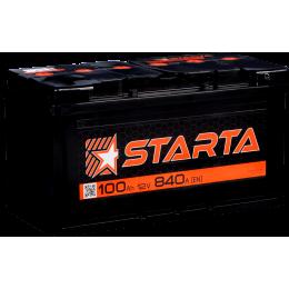 Аккумуляторная батарея STARTA 6СТ-100АЗ (0) (L5) 840А 12V (E)