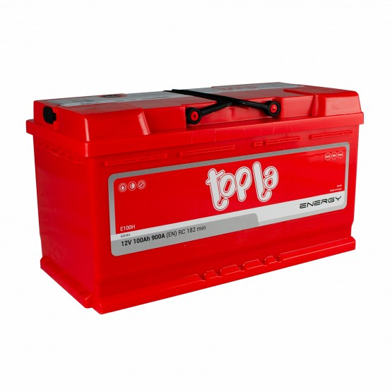 Аккумулятор для авто 100 E(0) Topla Top 60032 (LB5) 900A