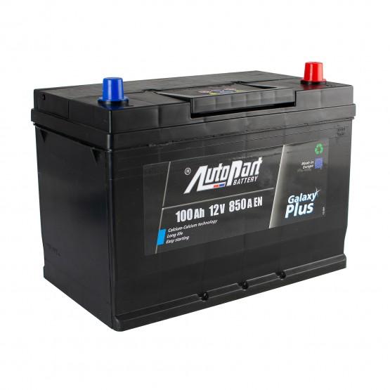 Аккумулятор для авто 100 E(0) AutoPart Galaxy Silver (L5) 850A