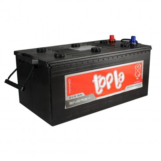 Аккумулятор для авто 225 E(3) Topla Energy Truck 72527 (C) 1300A