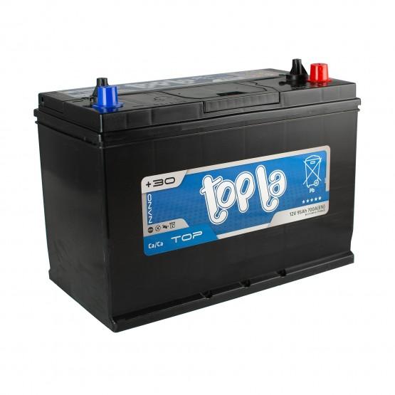 Аккумулятор для авто 95 J(0) Topla Top 59518 (D31+B01) 850A