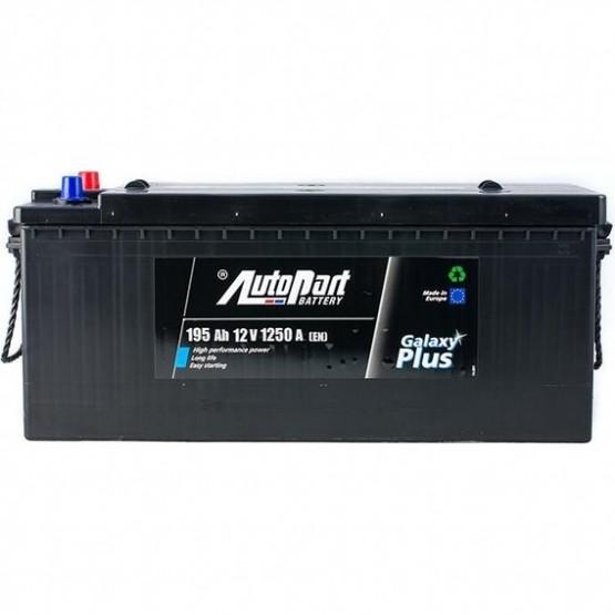 Аккумулятор для авто 195 Е(3) AutoPart Galaxy Plus (B) 1250A