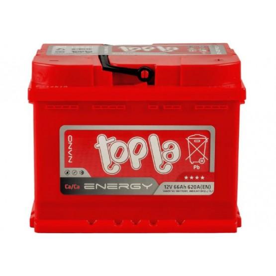 Аккумулятор для авто 66 E(0) Topla Energy 56649 (L2) 620A