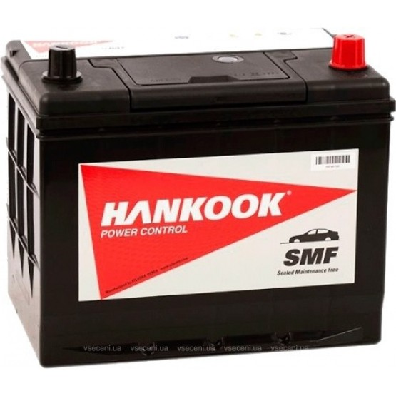Аккумулятор для авто 68 J(0) Hankook SMF MF85D23FL (D23+B01) 600A