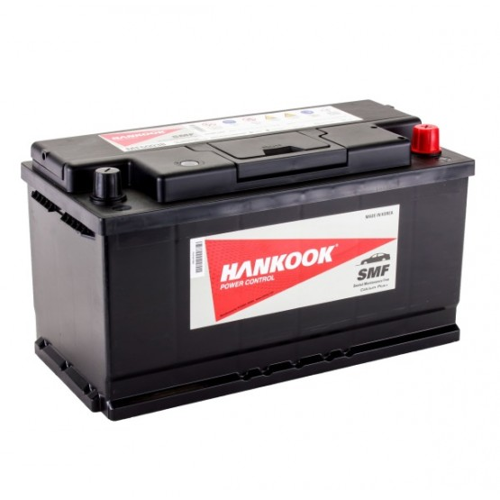 Аккумулятор для авто 100 J(0) Hankook UHPB UMF135D31L (D31+B01) 850A