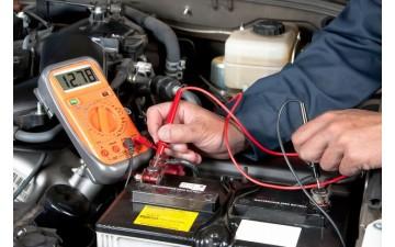 Основные причины разряда аккумуляторной батареи