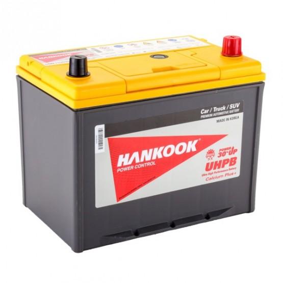 Аккумулятор для авто 85 J(1) Hankook UHPB UMF115D26R (D26+B01) 750A