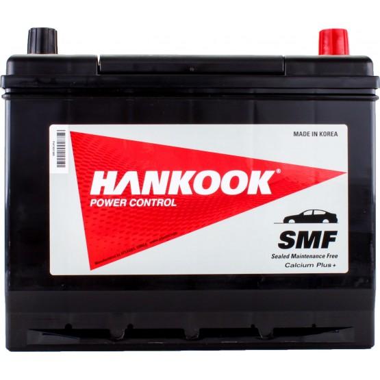 Аккумулятор для авто 70 J(0) Hankook SMF MF100D26FL (D26+B01) 680A