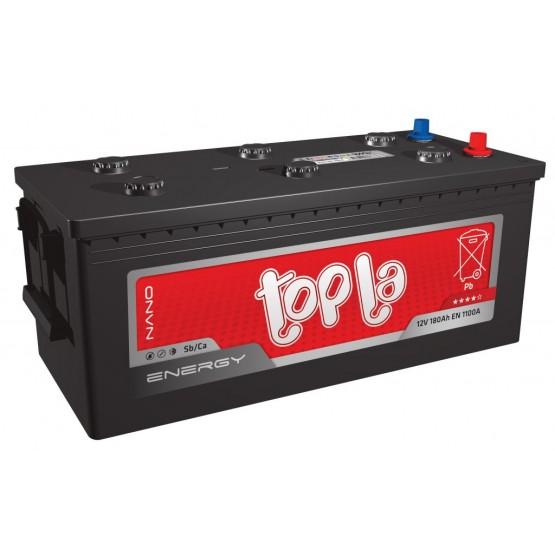 Аккумулятор для авто 180 E(3) Topla Energy Truck 68032 (B) 1100A