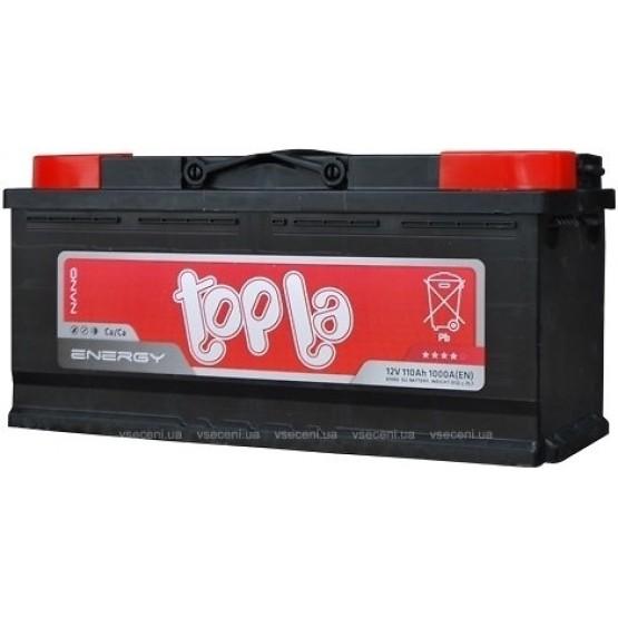 Аккумулятор для авто 110 E(0) Topla Energy 61002 (L6) 1000A