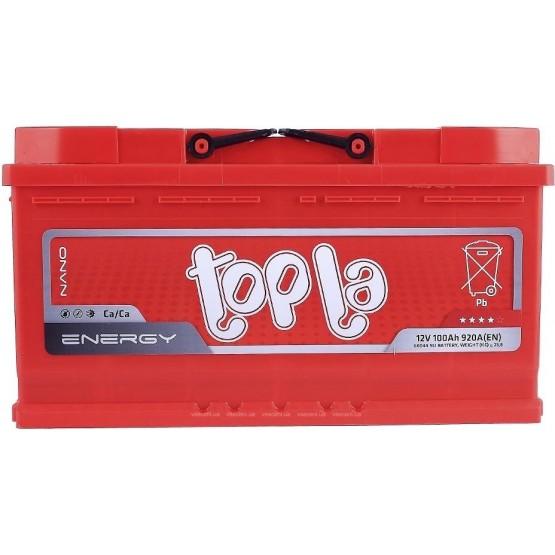 Аккумулятор для авто 100 E(0) Topla Energy 60044 (L5) 900A
