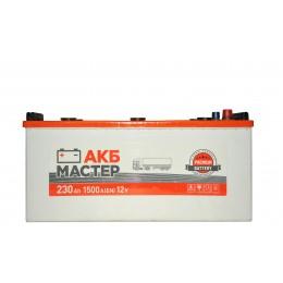 Аккумуляторная батарея АКБ МАСТЕР 6СТ-230АЗ (3) (C) 1500А 12V (E)