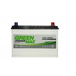 Аккумуляторная батарея GREEN POWER Max Japan 6СТ-95АЗ (0) (D31+B13) 800А 12V (J)