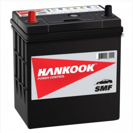 Аккумулятор для авто 45 J(0) Hankook UHPB UMF55B19L (B19+B01) 400A