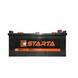 Аккумуляторная батарея STARTA 6СТ-190АЗ (3) (B) 1250А 12V (E)
